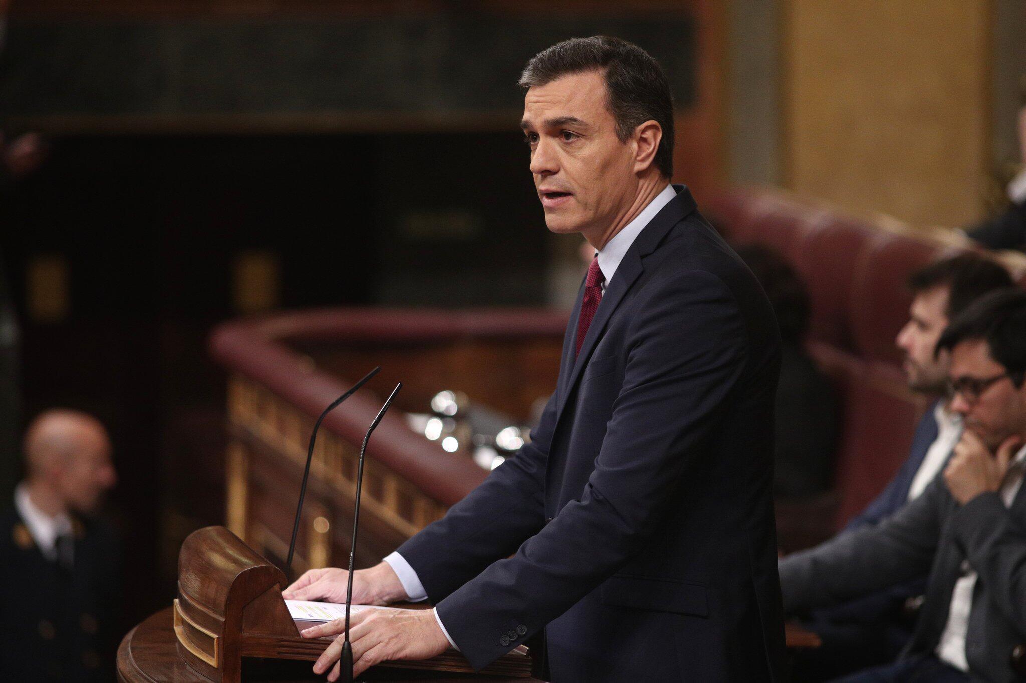 Pedro Sánchez ist neuer spanischer Regierungschef