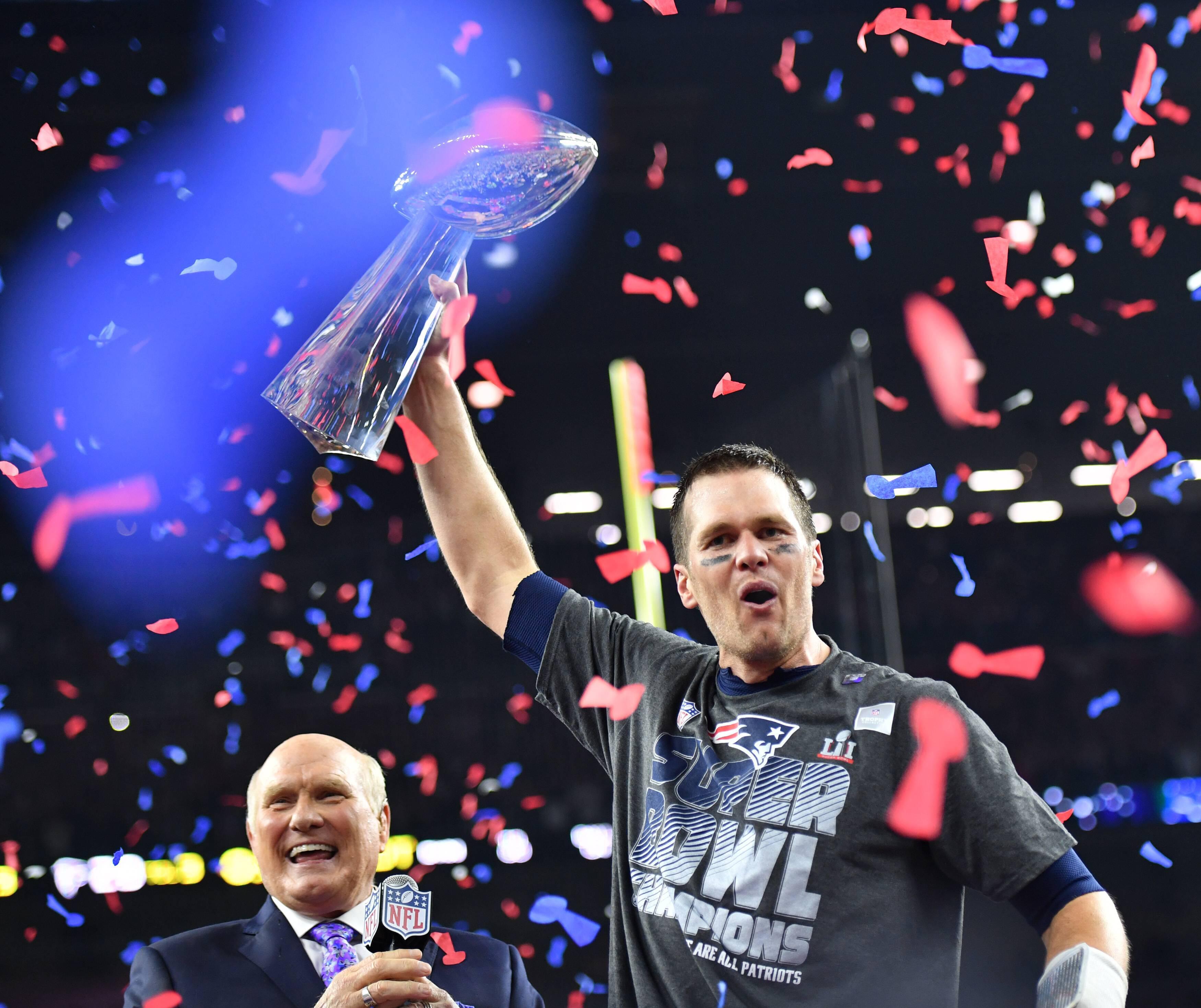 Bild zu Tom Brady, Super Bowl, Sport Comeback