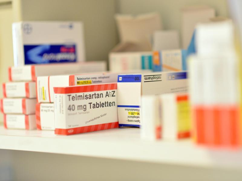 Bild zu Medikamente richtig aufbewahren