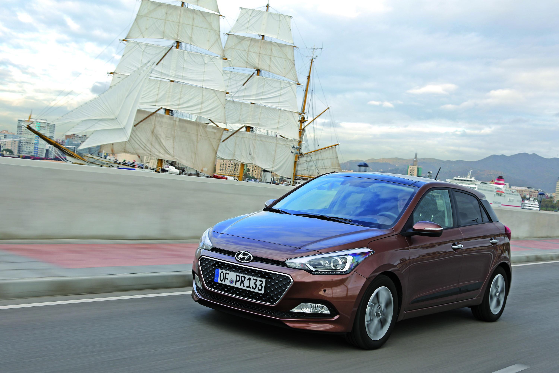 Bild zu Platz 8: Hyundai i20