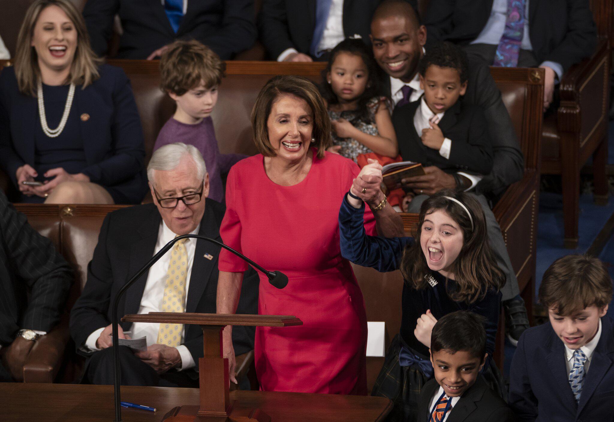 Bild zu Neuer US-Kongress kommt zusammen