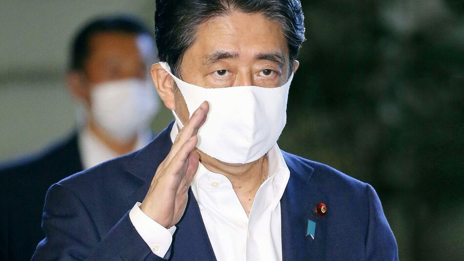 Japans Premierminister Abe