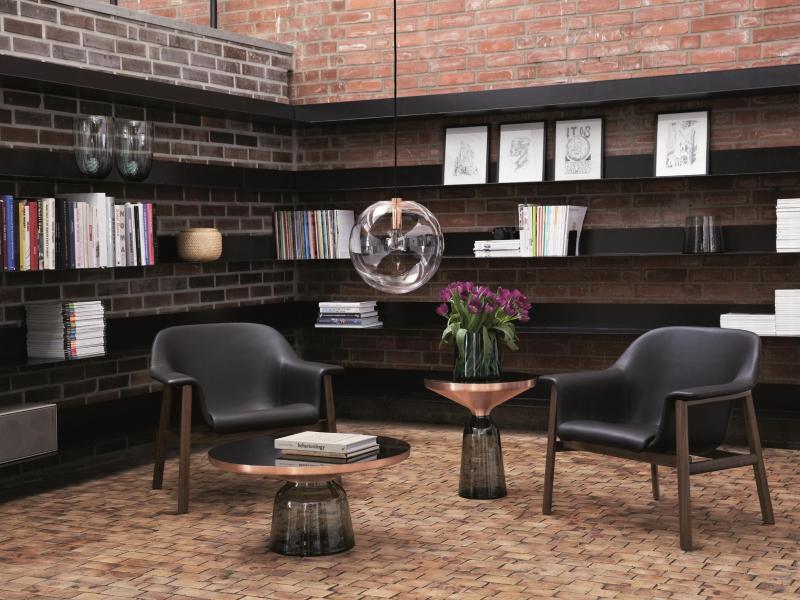 Bild zu «Bell Table» von ClassiCon