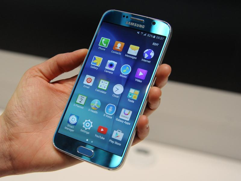 Bild zu Flaggschiff von Samsung