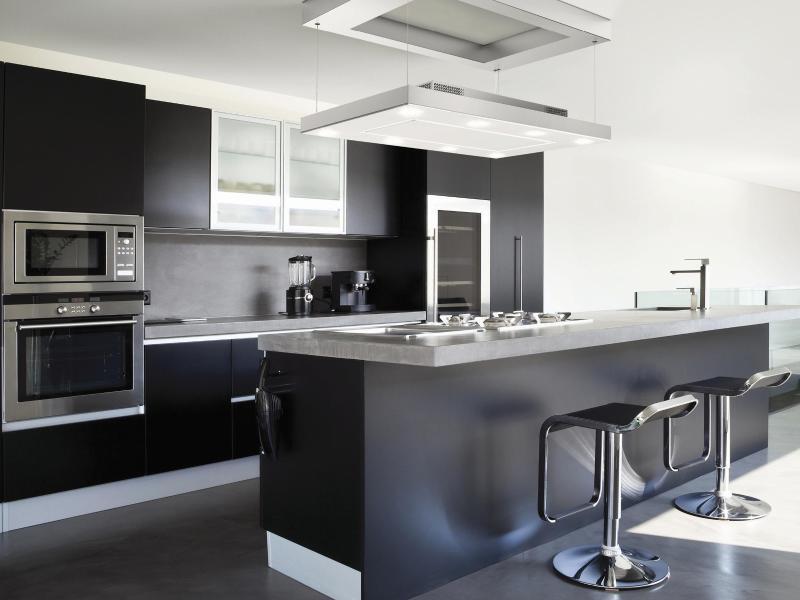 design und effizienz kriterien f r die dunstabzugshaube. Black Bedroom Furniture Sets. Home Design Ideas
