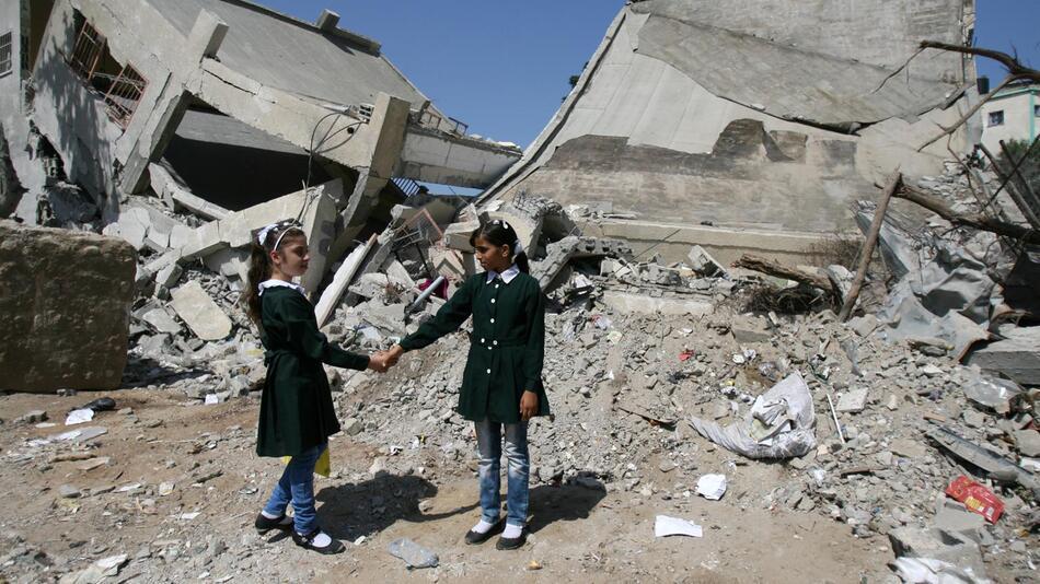 UNICEF, Schutz von Schulen und Krankenhäusern