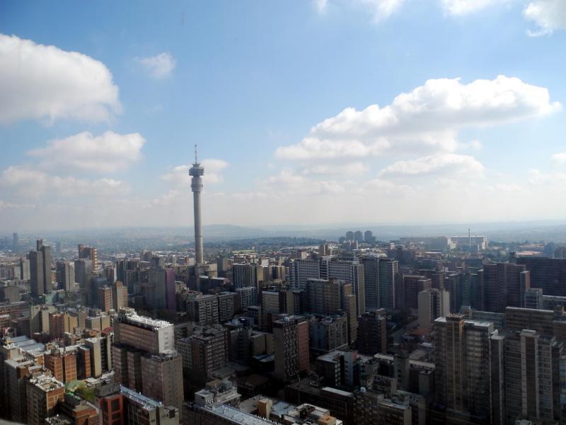Bild zu Blick über Johannesburg