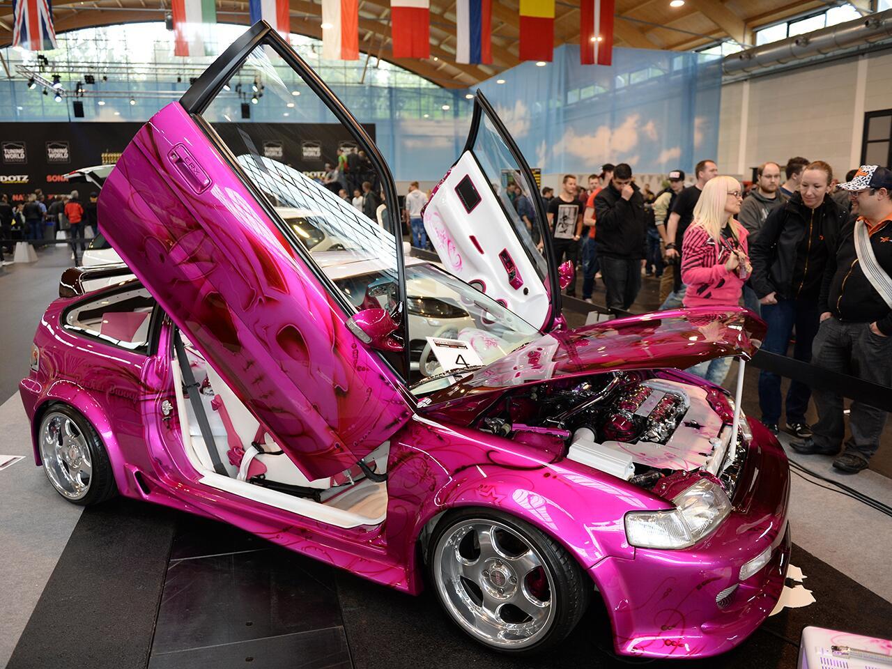 Bild zu Pink Lady