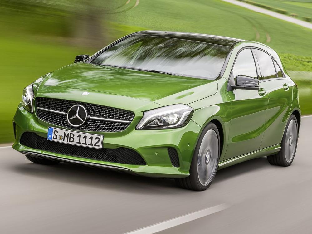 Bild zu Platz 8: Mercedes A-Klasse A 200 CDI
