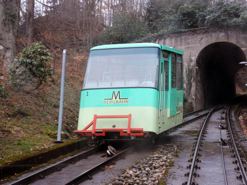 Bild zu Merkurbahn Baden-Baden