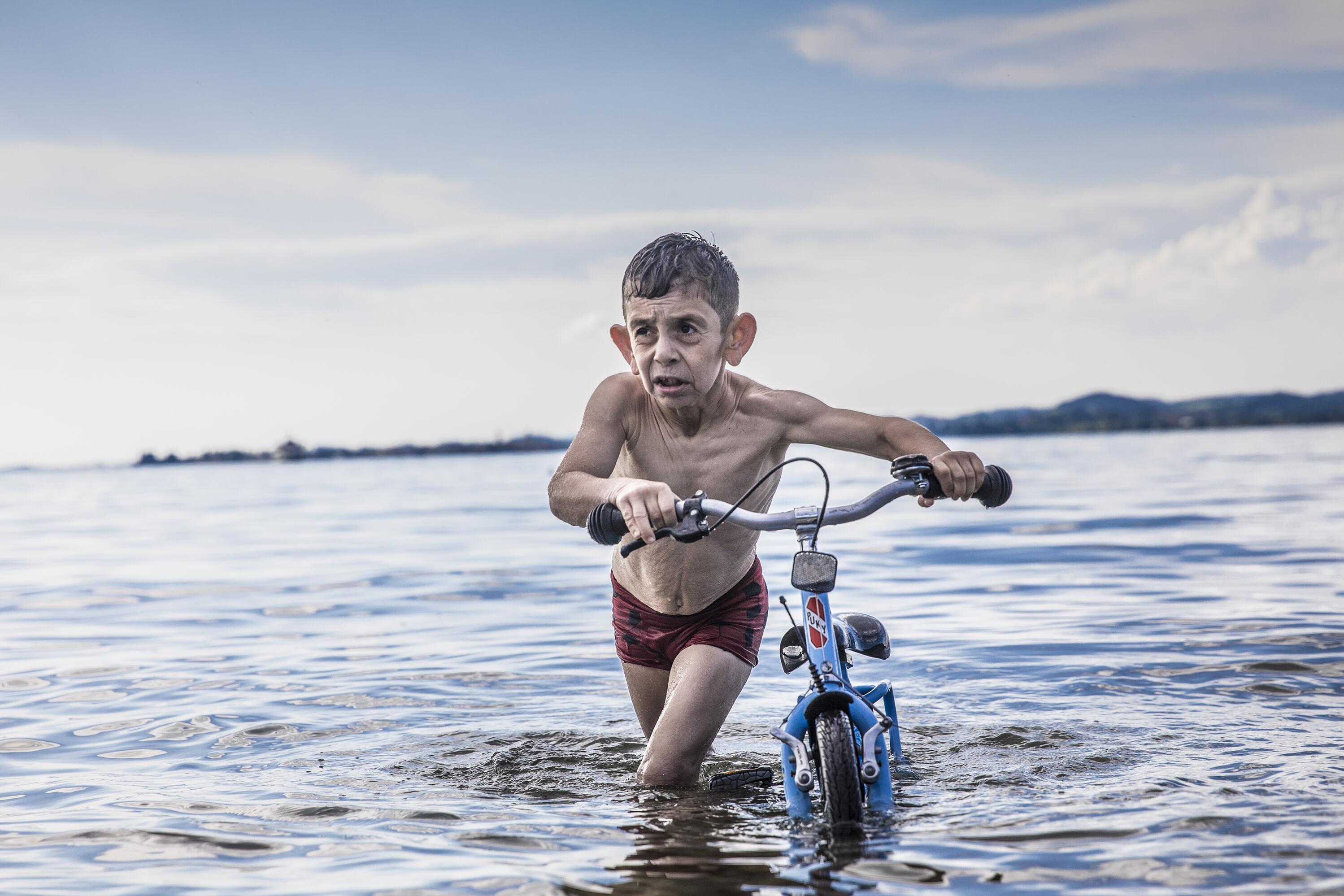 Bild zu Bodensee, Cutis-Laxa-Syndrom, Syrien, Flucht, Bregenz