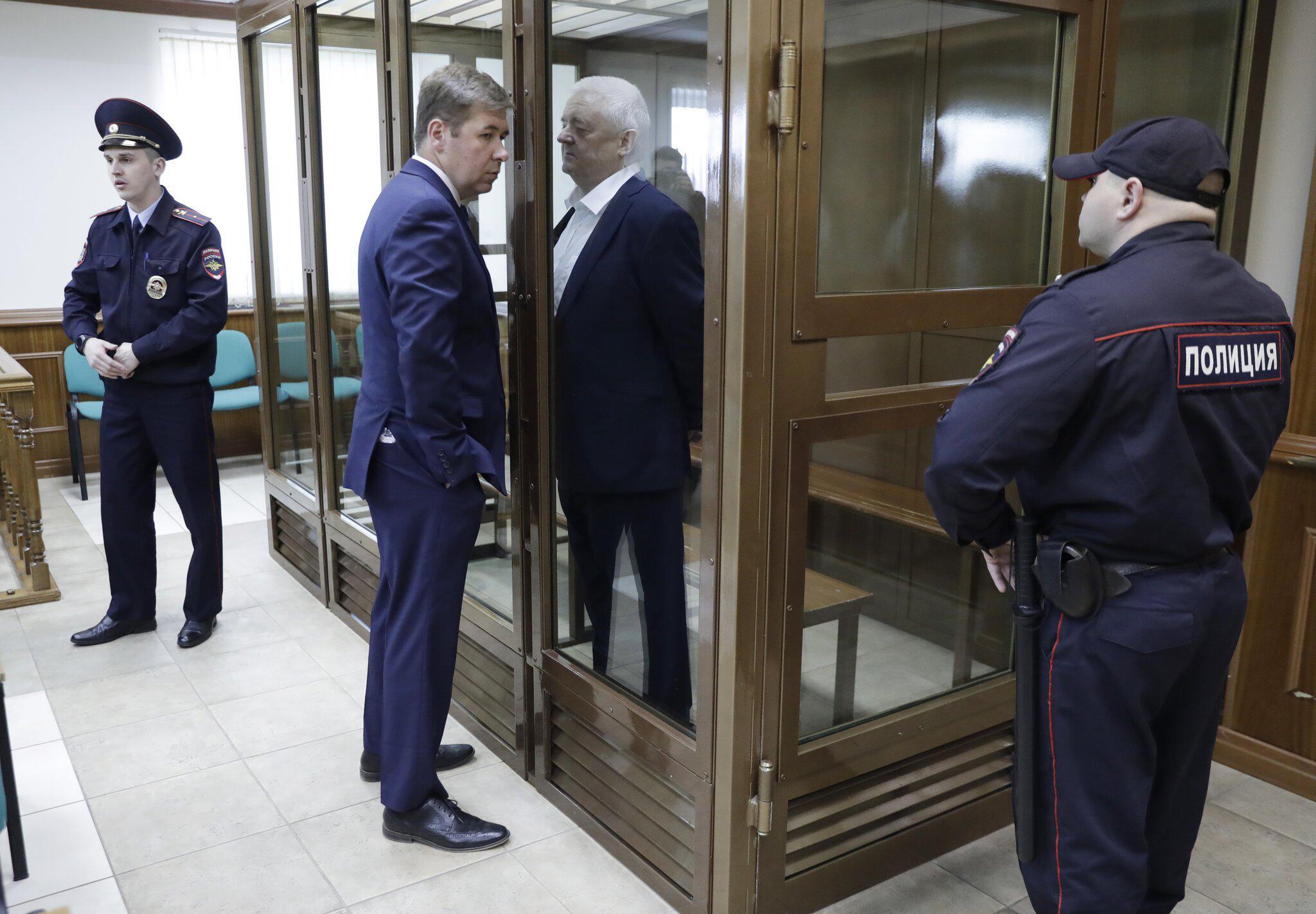 Bild zu Norweger wegen Spionage in Russland verurteilt