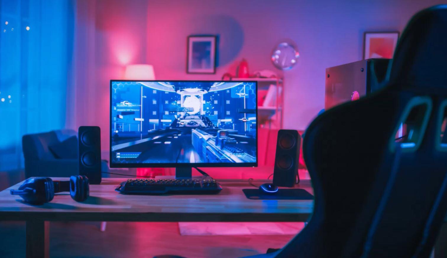 Bild zu Computer, Gaming