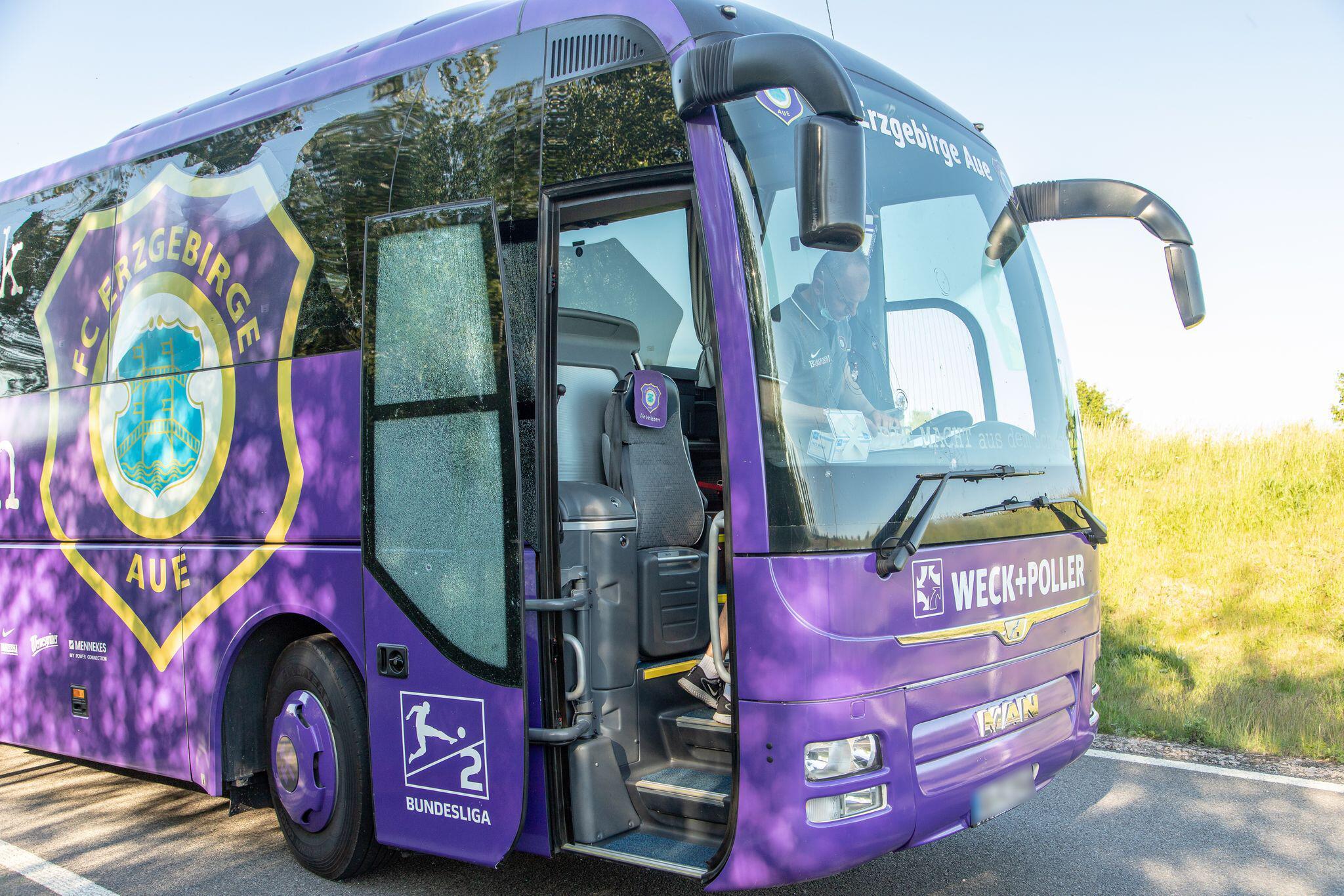Bild zu Schwerer Unfall auf A72