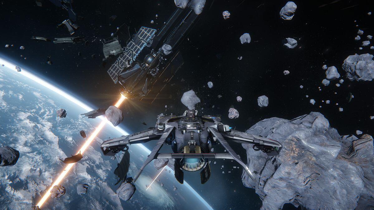 Bild zu Star Citizen, Chris Roberts, Wing Commander, Squadron 42, PC, Welltall, Simulation