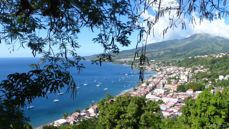 Bild zu Saint Pierre Martinique