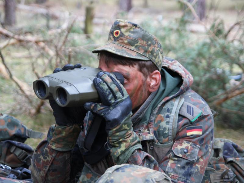 Bild zu Soldat