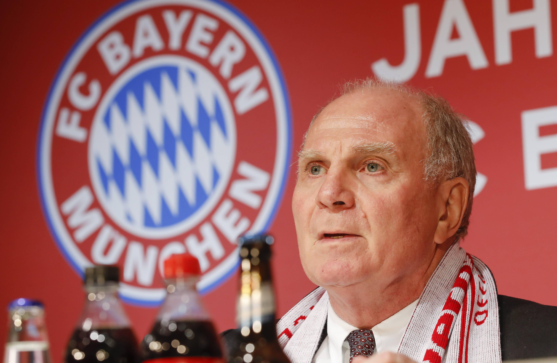 Bild zu Uli Hoeneß, Philipp Lahm, FC Bayern München