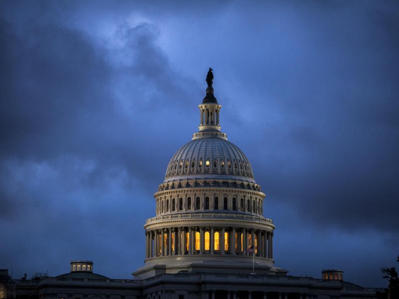 Bild zu Kapitol in Washington
