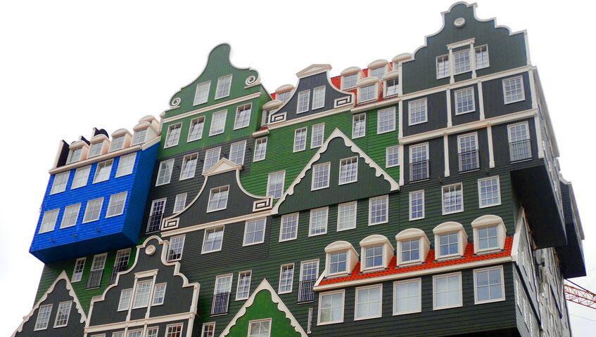 Bild zu Hotel Inntel Amsterdam Zaandam in Zaadam (Niederlande)