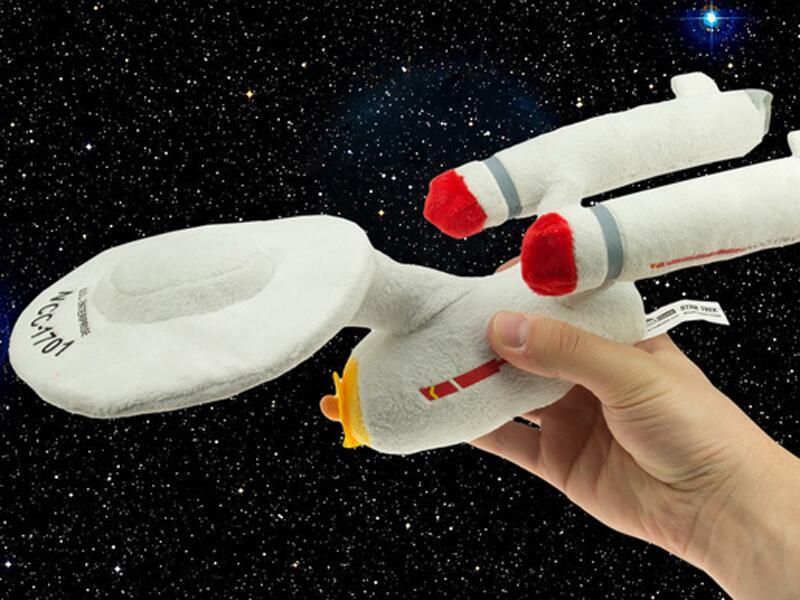 Bild zu Plüsch-Enterprise