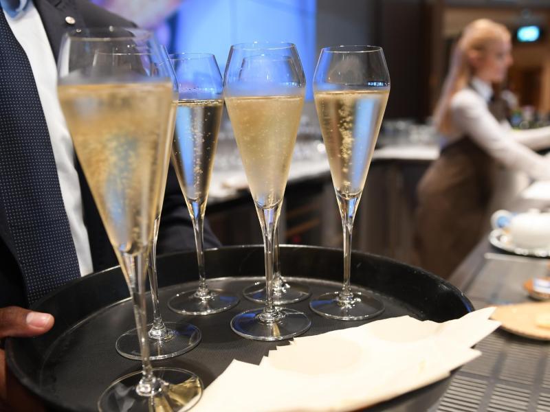 Bild zu Champagner