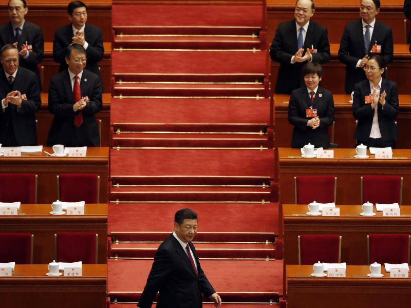 Bild zu Xi Jinping