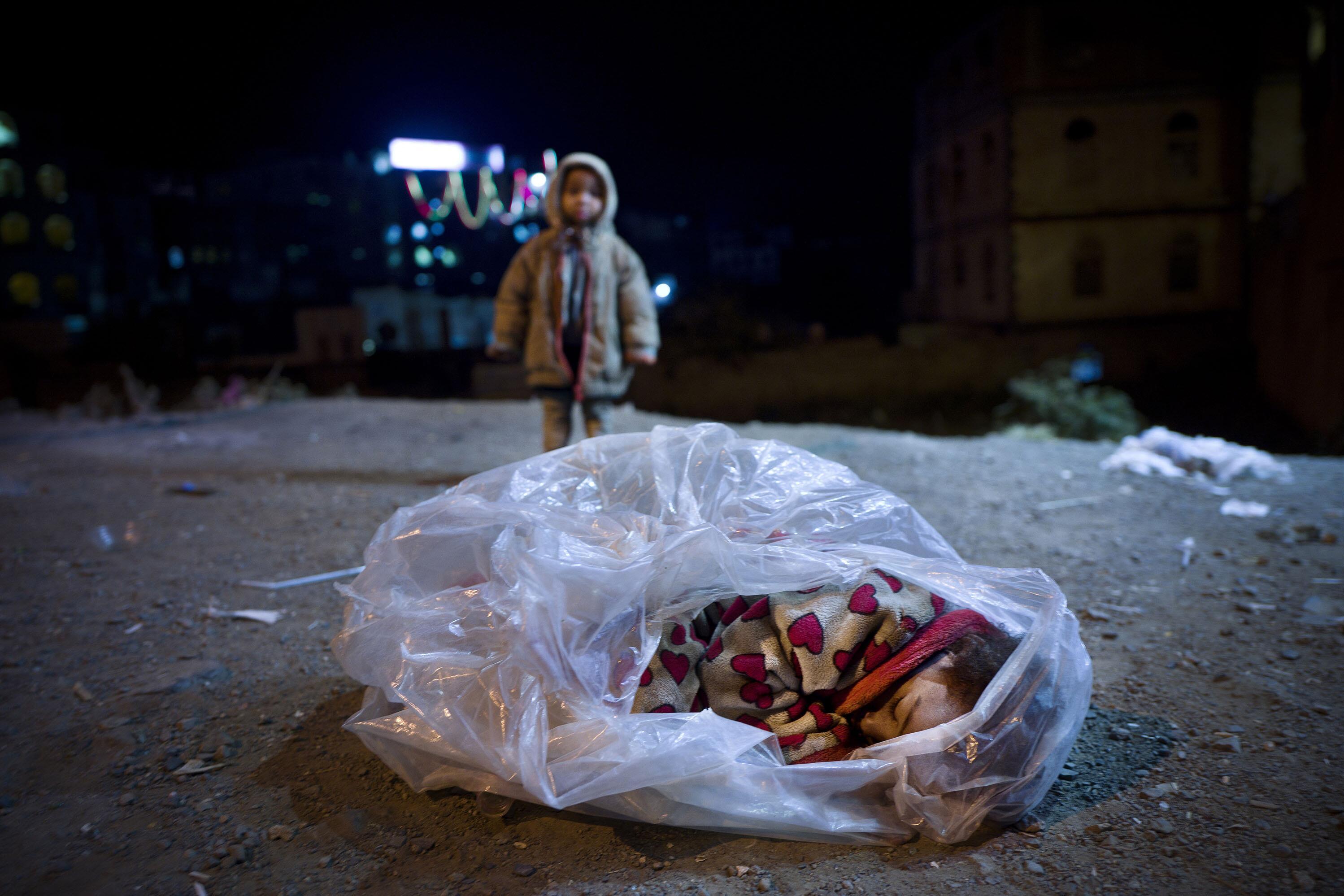 Bild zu Jemen, Kinder, Krieg