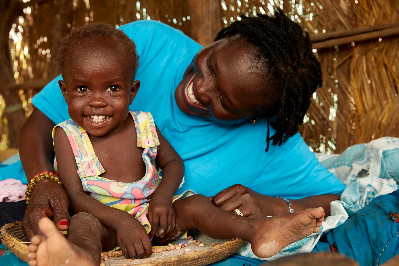 Bild zu Unicef, Adut, Südsudan
