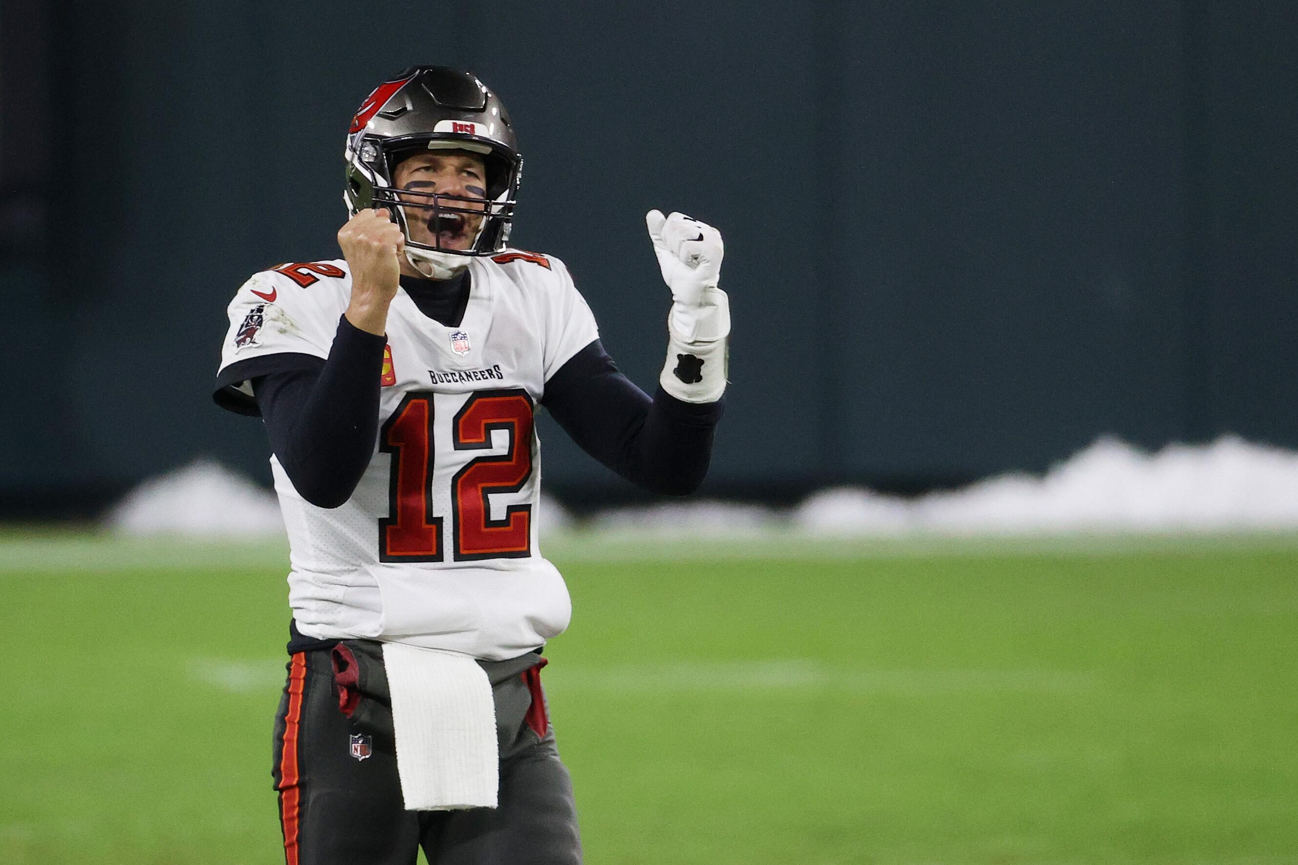 Bild zu Tom Brady kann seinen siebten Super Bowl gewinnen.