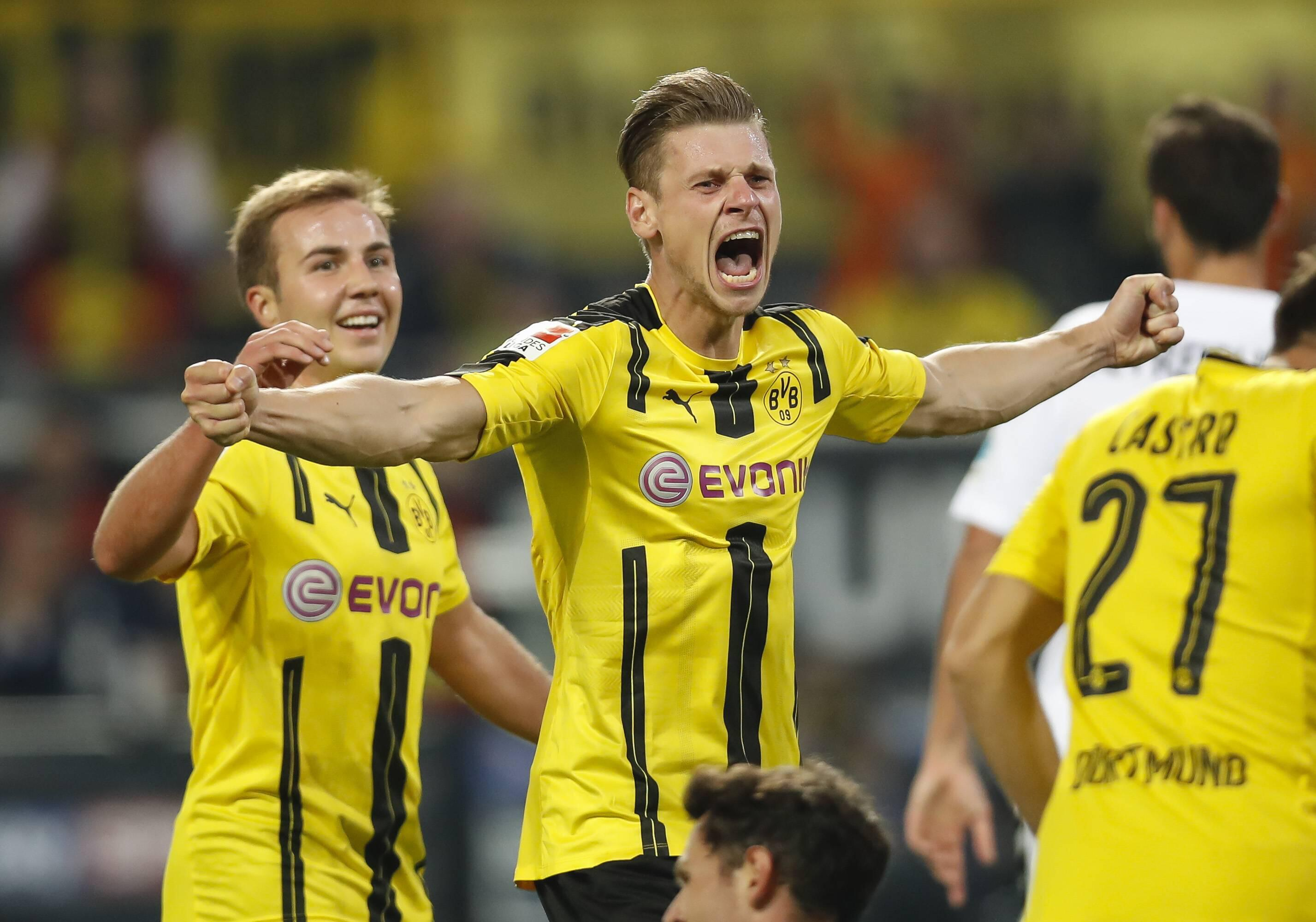 Bild zu Borussia Dortmund, BVB, Real Madrid, Champions League
