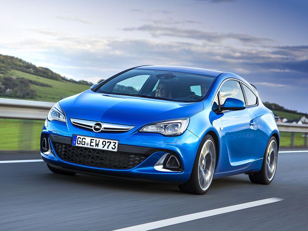 Bild zu Opel Astra OPC