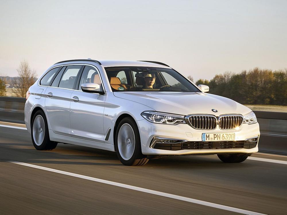 Bild zu Platz 5: BMW