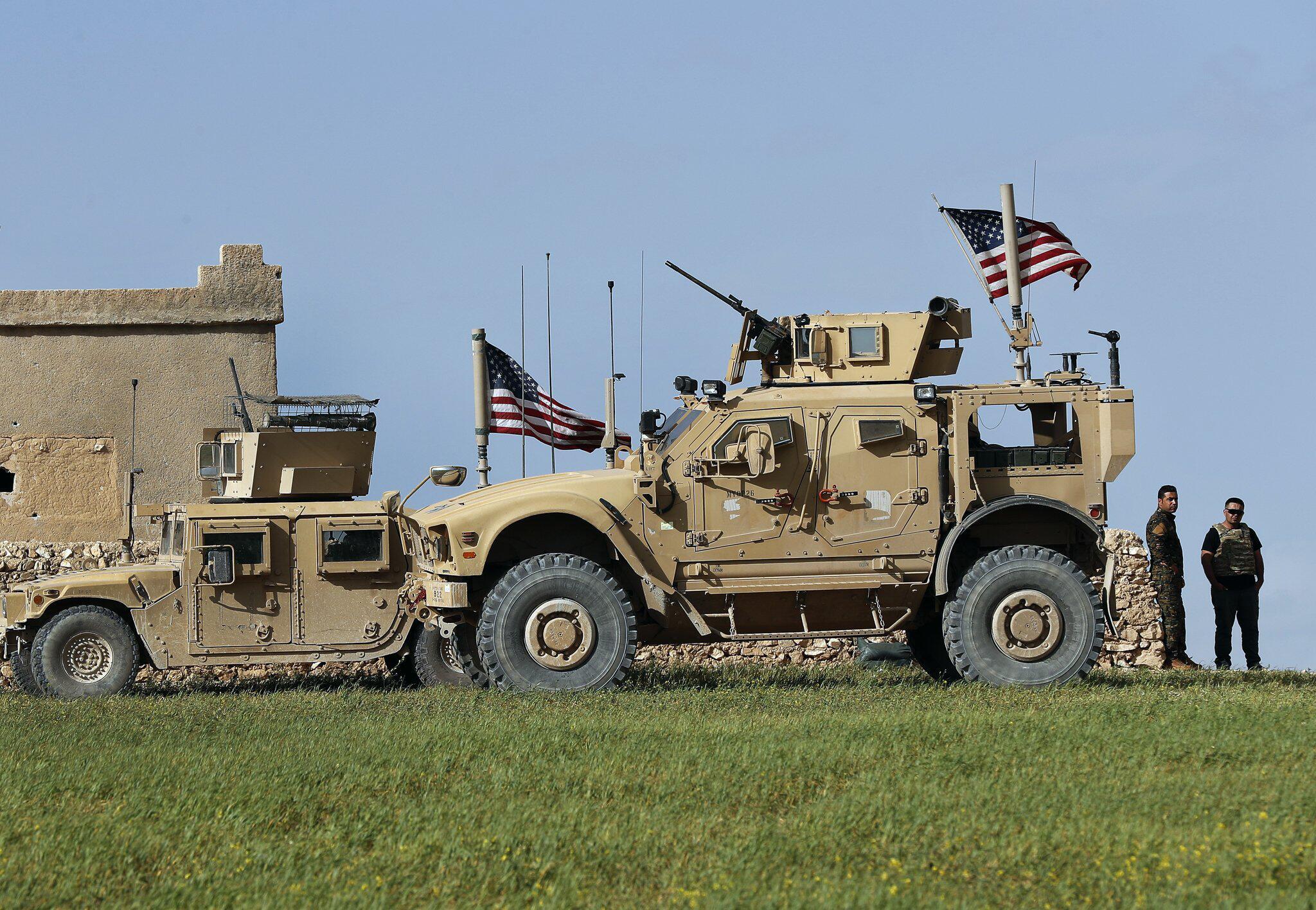 Bild zu USA beginnen Truppenabzug aus Syrien