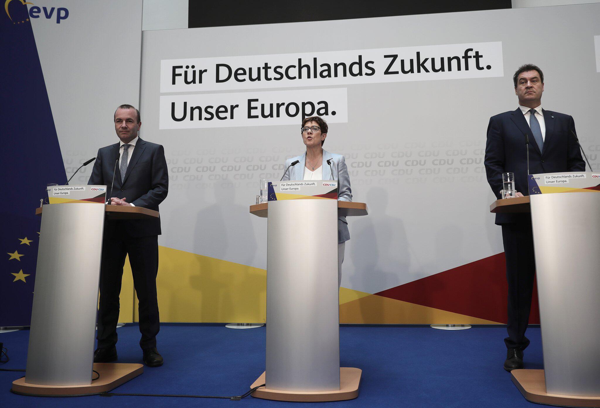 Bild zu Europawahl - Berlin CDU