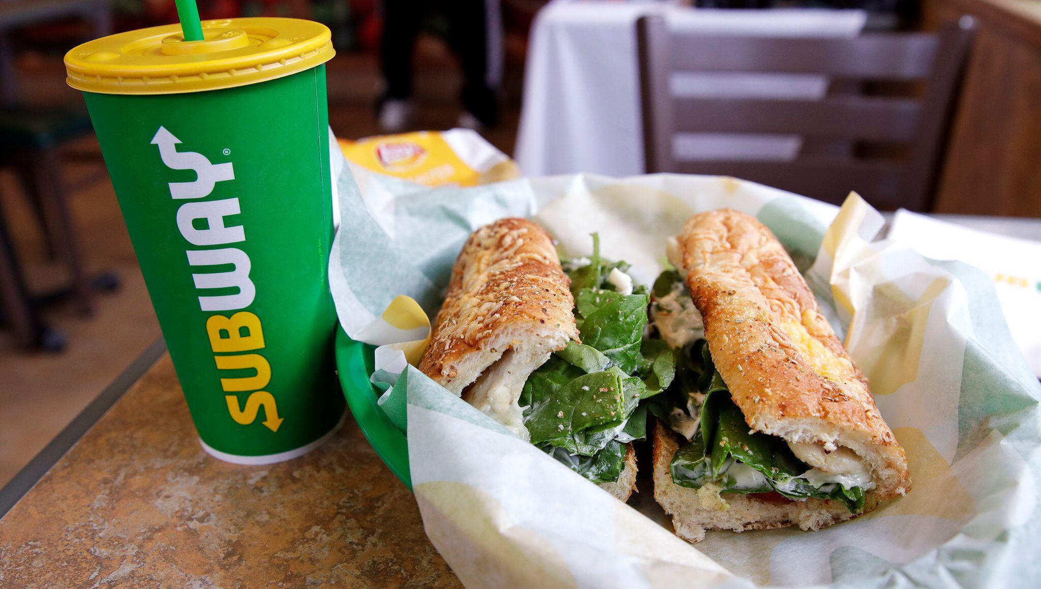 Bild zu Subway-Brot