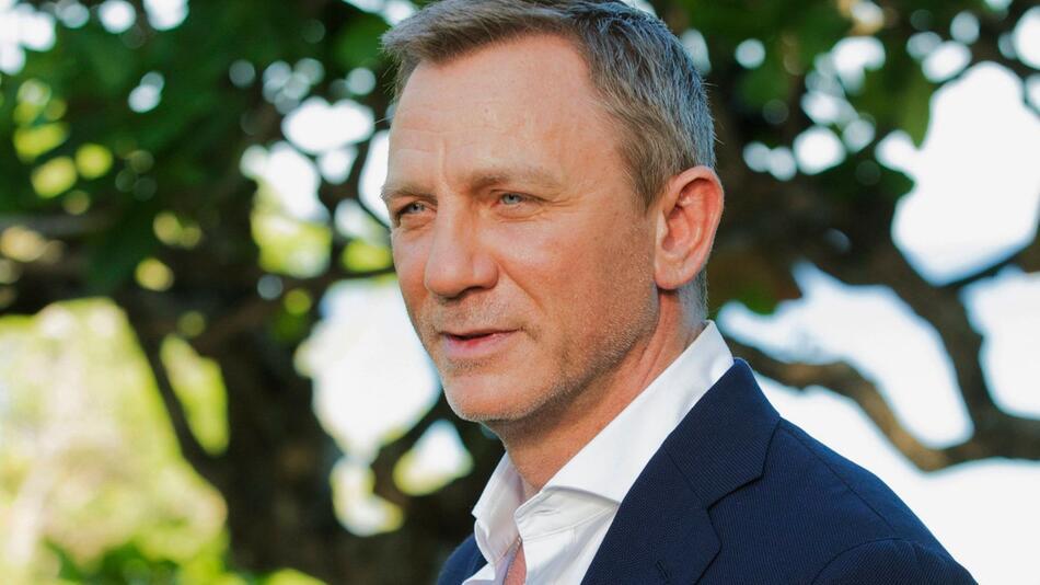 Schauspieler Daniel Craig über Zeit als James Bond