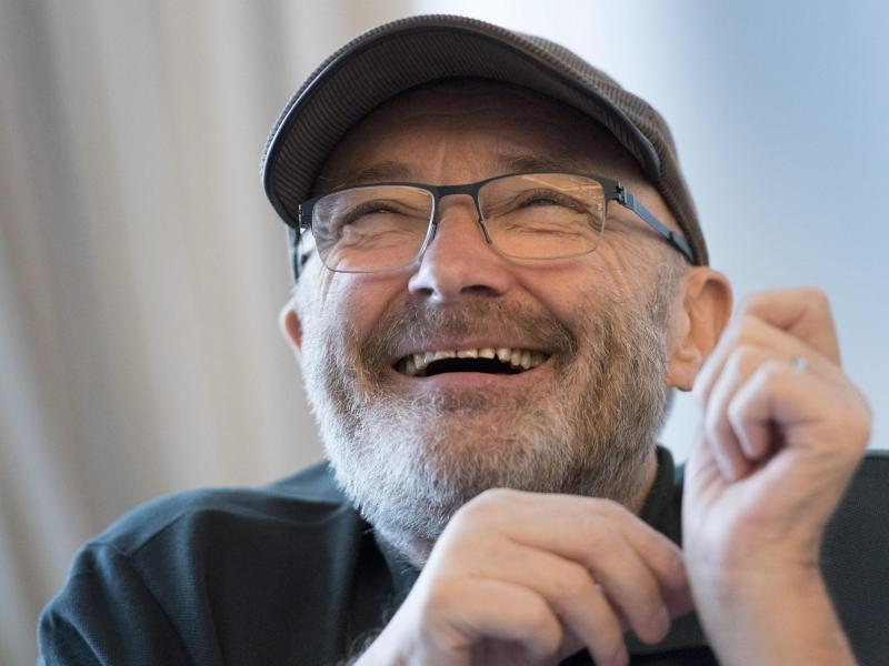 Bild zu Phil Collins