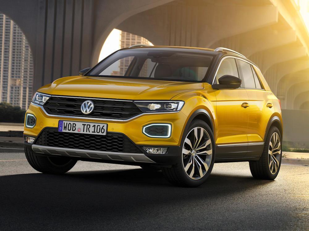 Bild zu VW T-Roc R-Line