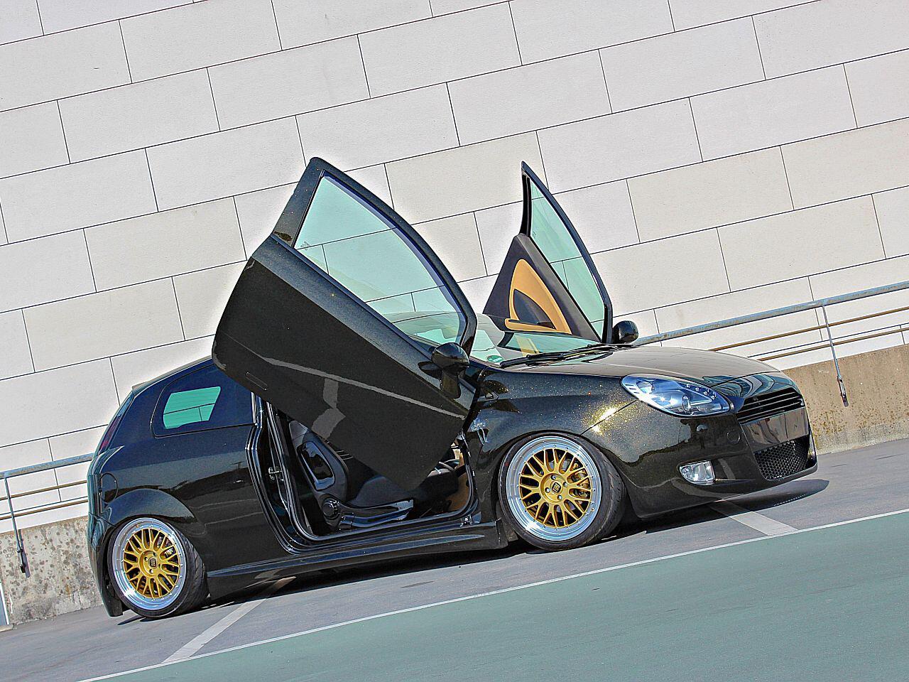 Bild zu Fiat Grande Punto von Thorsten Serguhn