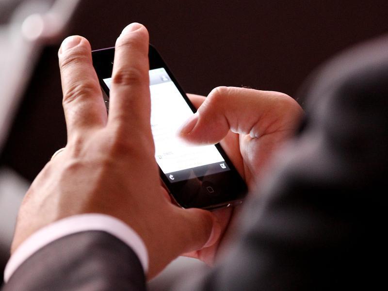Bild zu Smartphone-Nutzung nontop