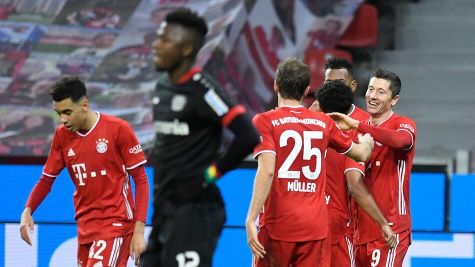 Bayer Leverkusen - Bayern München