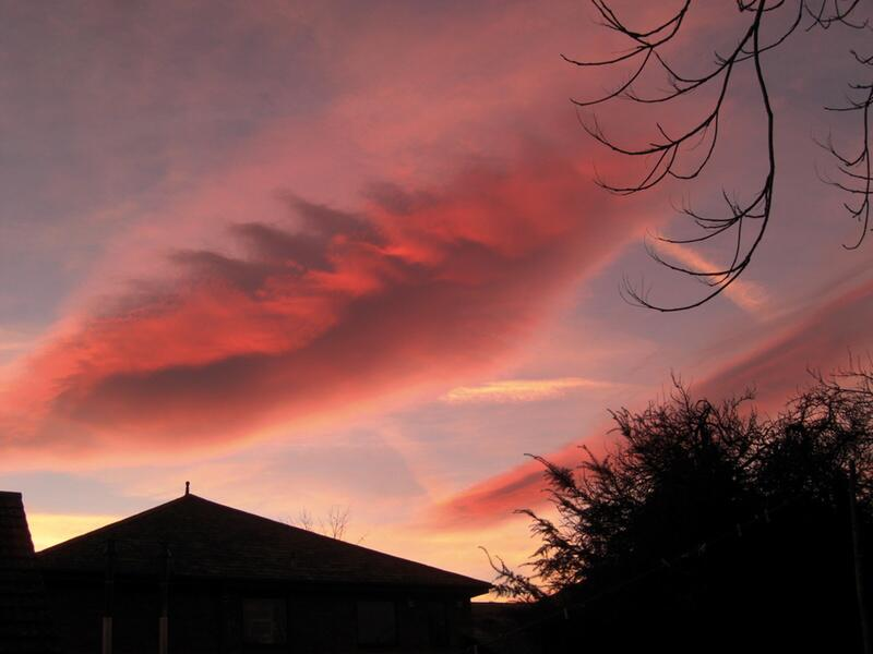 Bild zu Wolke Himmel Kussmund