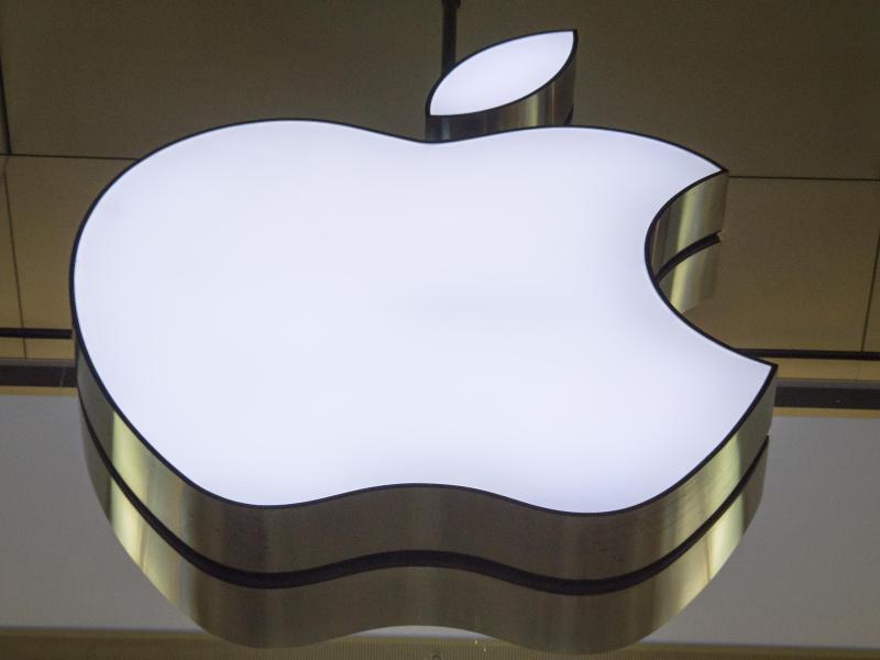 Bild zu Apple-Logo