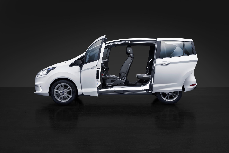 Bild zu Platz 4: Ford B-Max
