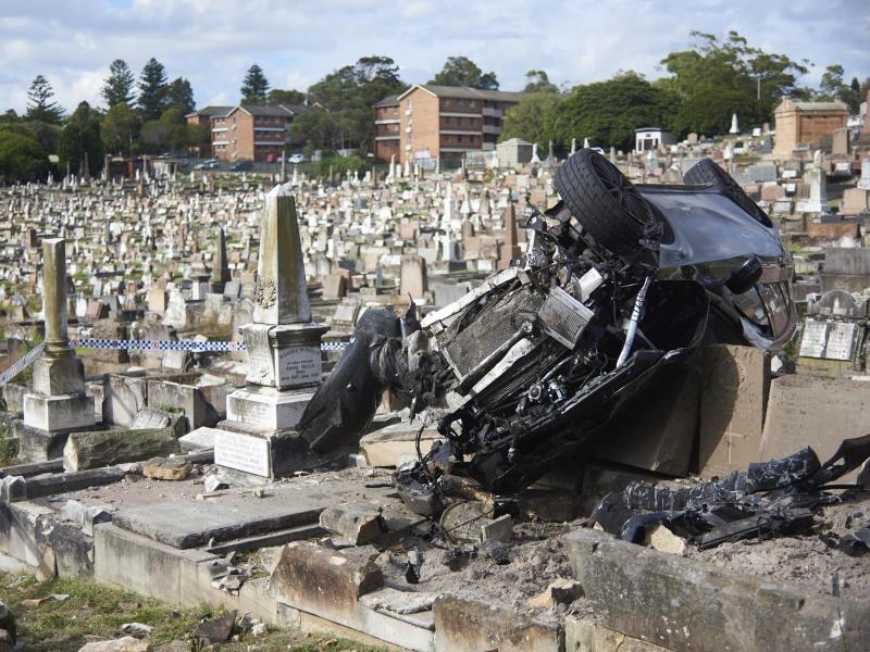 Bild zu Unfall in Sydney