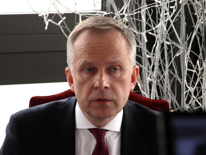 Bild zu Lettlands Zentralbankchef Rimsevics