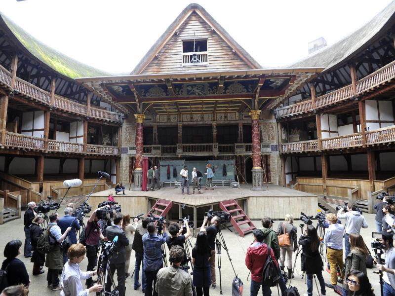 Bild zu Globe Theater