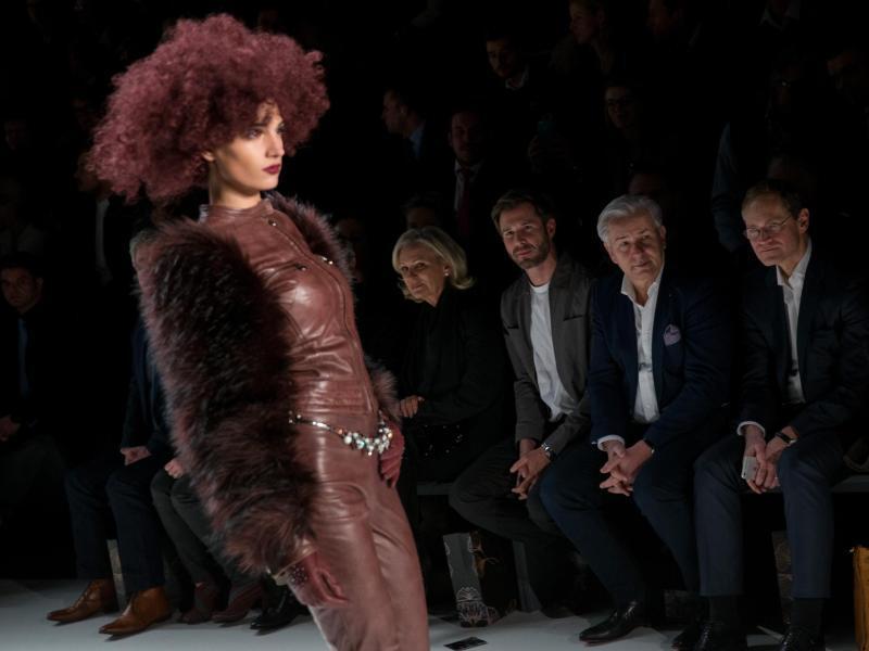 Bild zu Berlin Fashion Week - Guido Maria Kretschmer