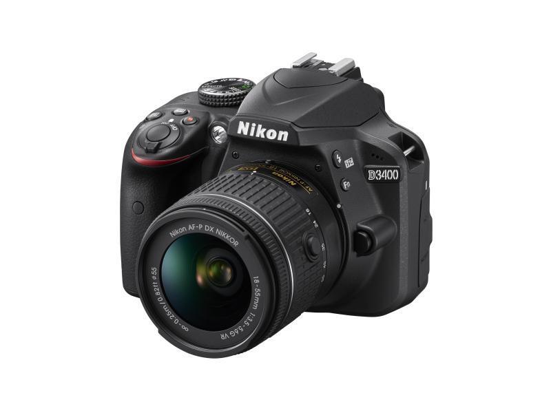 Bild zu Spiegelreflex Nikon D3400